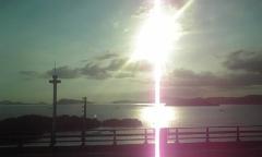 瀬戸内海☆
